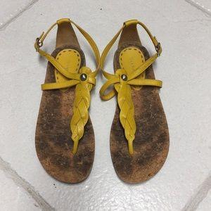 Used Gianni Bini sandals size 7